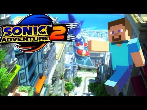 Minecraft PE Map City Escape (SA2)