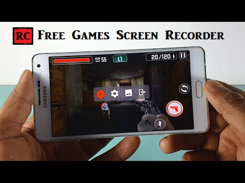Top 5 Best Free Games Screen Recorder Apps For Android - No Root