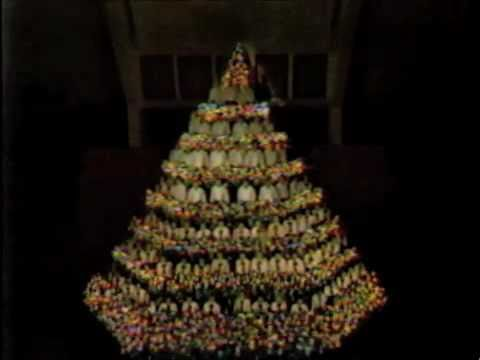 LGT Singing Christmas Tree, 1988 - Christmas is the Best Time of the Year