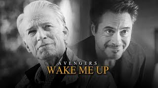 Download (Marvel) Avengers | Wake Me Up Video