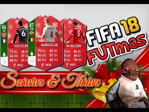 FIFA 18 FUTmas Survive & Thrive: Day 9     It's a Trap!!!