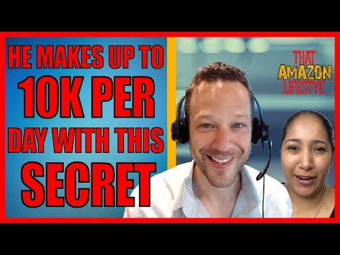 How to Increase Sales on Amazon - He Makes as Much as 10k Per Day Doing This…