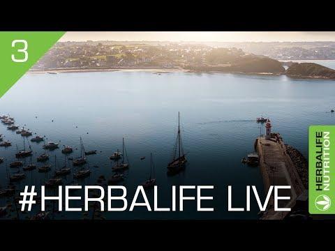 #Herbalife Live : L'expérience consommateur Herbalife Nutrition - Témoignages en Bretagne