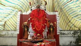 Near 300 years old Kalipuja at Roy Bari of Gulandar under Itahar PS of Uttar Dinajpur