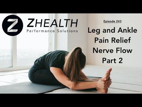Lower Body Nerve Glide Flow Part 2