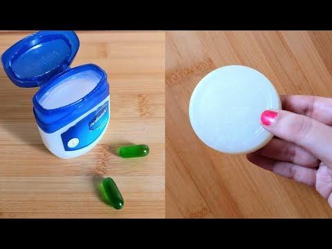 Homemade Vaseline Soap with Vitamin E Oil for Skin Polishing, Full Body Whitening Soap, Glowing Skin