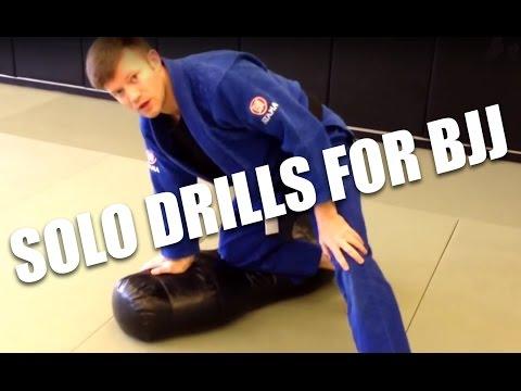 Best Solo BJJ Drills