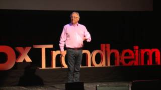 How to do less and get more done: Arne Sigurd Rognan Nielsen at TEDxTrondheim
