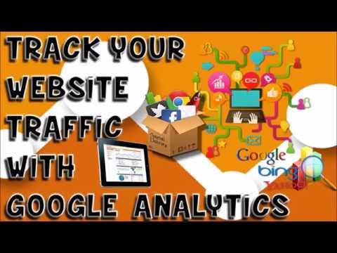 How to track your Website traffic with Google Analytics