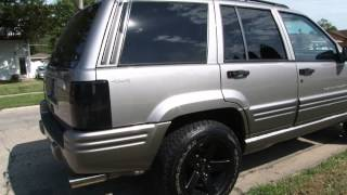 98 Jeep Grand Cherokee 5.9 Fixed exhaust