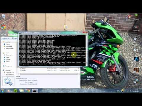 How to make a tekkit server and install tekkit