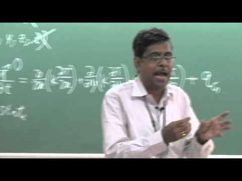 Lecture 05: 1D Steady State Heat Conduction In Plane Wall Without Generation of Thermal Energy