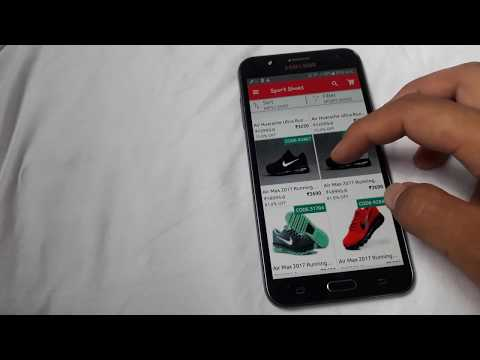 how to buy 1st copy shoes in online using user smart phone