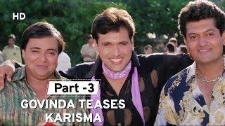 Ragging at College | Dulaara [1994] | Govinda | Ranjeet | Karisma Kapoor | Farida | Hindi Movie