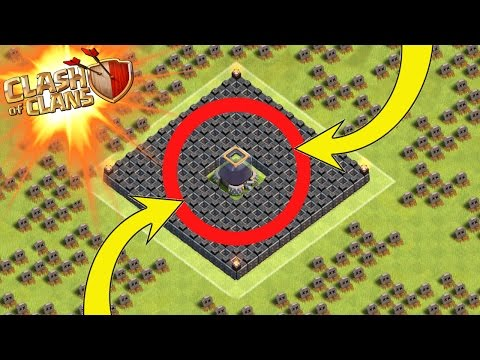 Clash Of Clans | DARK ELIXIR PROTECTION NEW TH7 & TH8 BASE!