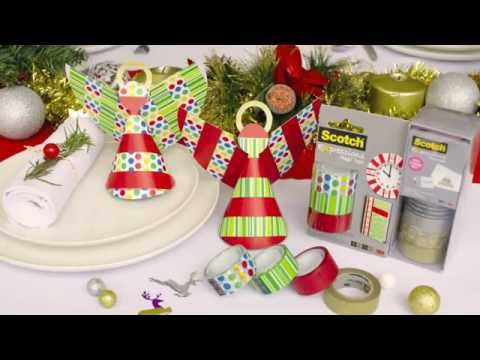 Christmas Angel Table Decorations