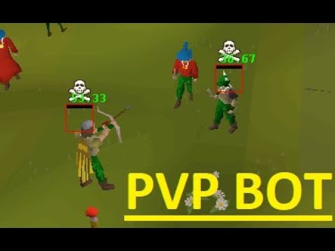 Runescape Low Level PVP Bot With Neural Network - Machine Learning