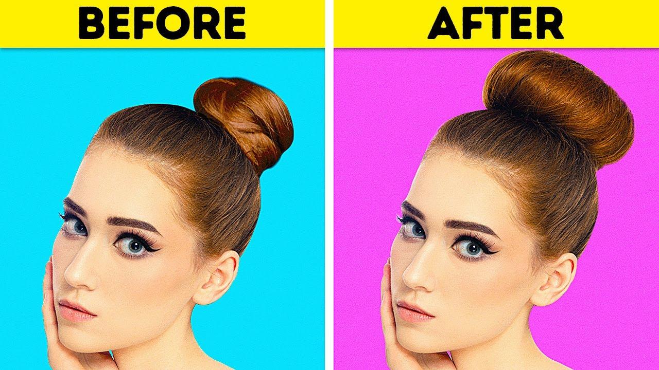 Viral Hair And Beauty Hacks