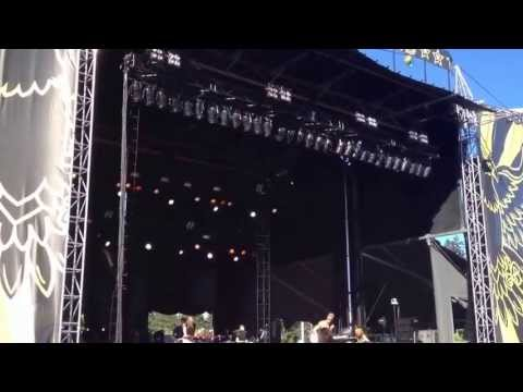 Mother Mother playing Nirvana at Rock the Shores Festival