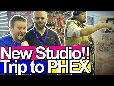 NEW STUDIO - SO HAPPY - Trip to PHEX Chelsea