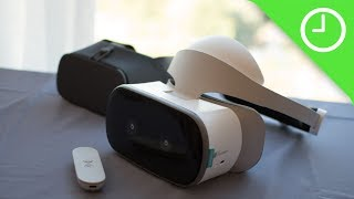Hands on: Lenovo Mirage Solo Standalone Daydream VR Headset