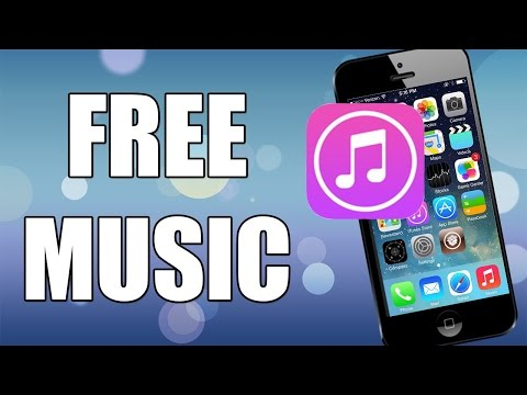 HOW TO DOWNLOAD MUSIC ONTO IPHONE 2016!!!