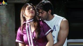 Hansika with Arya | Crazy Latest Telugu Movie Scenes | Anjali, Santhanam | Sri Balaji Video