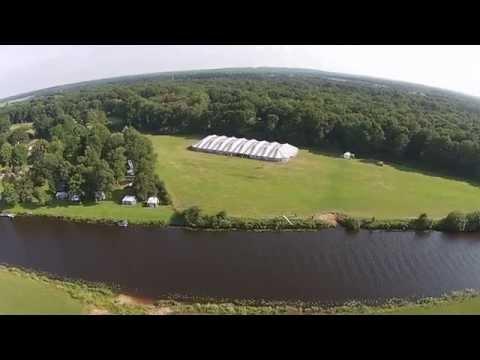 Building the Campsite
