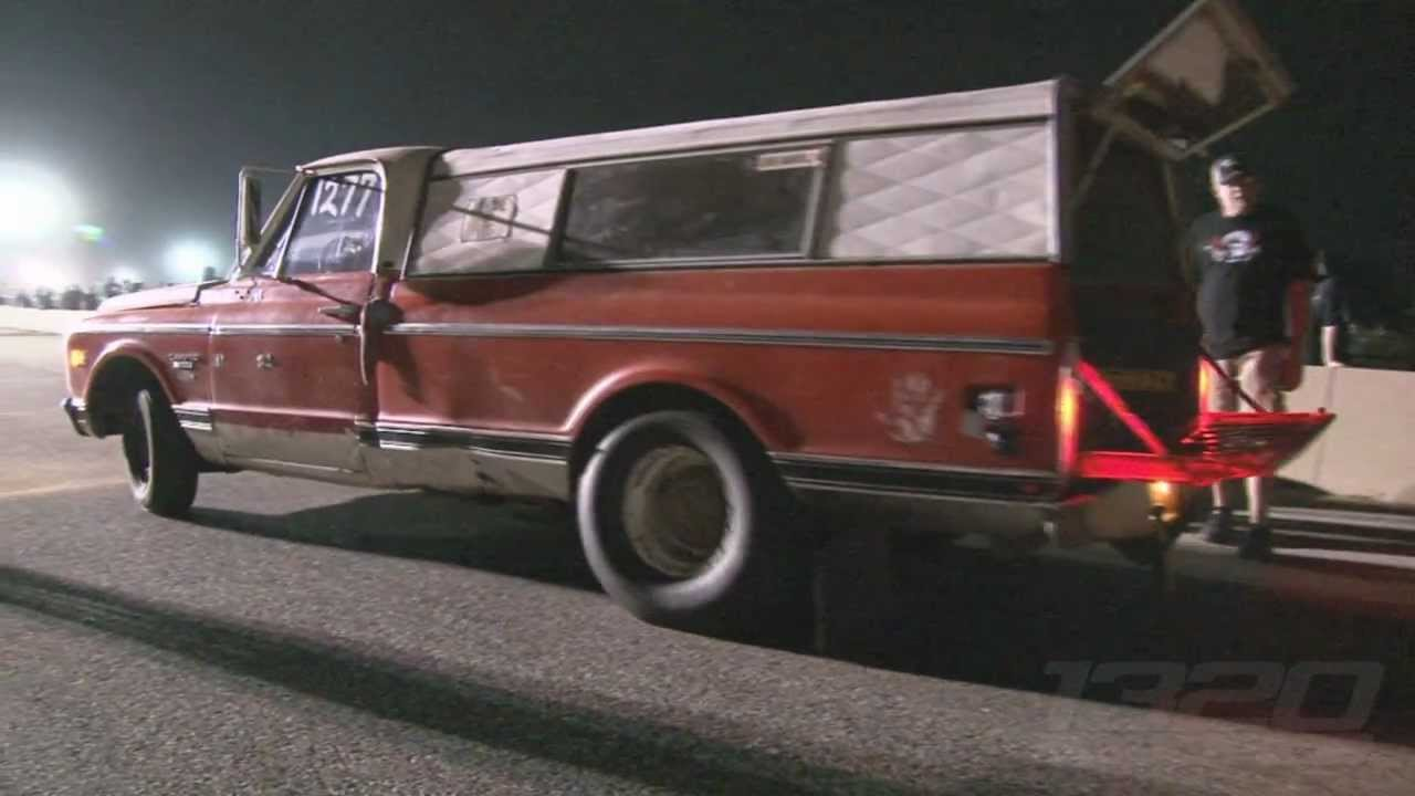 The FARM TRUCK!  The ultimate sleeper truck