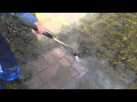 Removing Moss from Block Paving, Drive Cleaning Sheffield, South Yorkshire