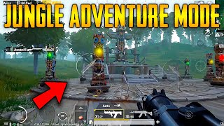 PUBG MOBILE JUNGLE ADVENTURE MODE GAMEPLAY | OFFICIAL RELEASE DATE | NEW TOTEMS + JUNGLE FOOD !!!