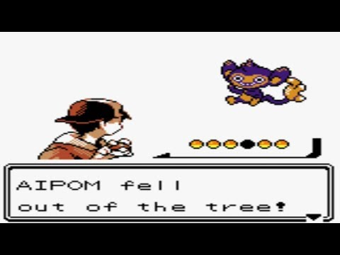 Pokémon Gold and Silver - Catching Aipom (Part 48)