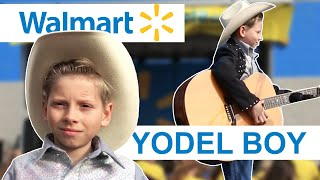 I Saw The Walmart Yodel Boy