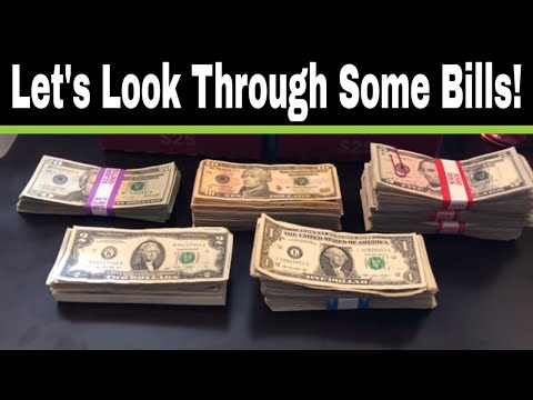 Multi-Currency $5K Search for Fancy Serial Numbers and Star Notes!