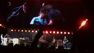 [HQ AUDIO]Foo Fighters & Rick Astley - Never gonna give you up - Summer Sonic Tokyo 20th August 2017