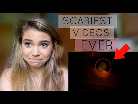 Reacting To Scariest Videos On The Internet! Part 2