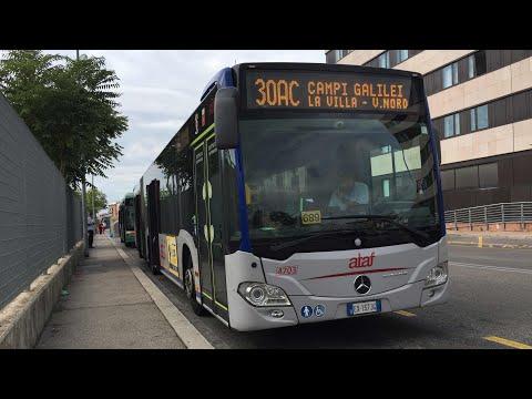 Sfilata di Autobus a Firenze, ATAF (Busitalia)