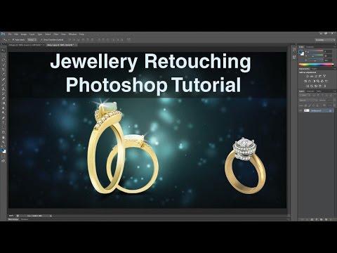 Jewellery Retouching Photoshop Tutorial