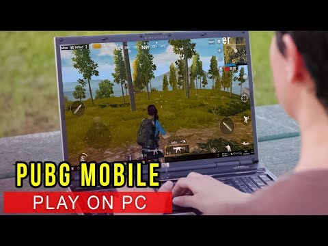 Play PUBG MOBILE On Your PC Using Keyboard & Mouse!