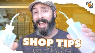 Handy Tools & Shop Tips for Prop & Costume Making #001