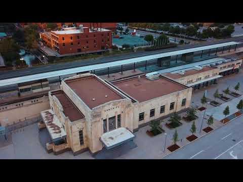 Santa Fe Station improvements to continue