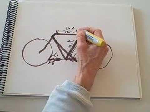 Bicycle Frame Design, Part I