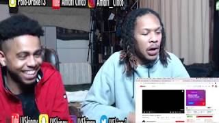Mike Will Made It Ft. ASAP Rocky, ASAP Ferg, & Nicki Minaj - Runnin (Reaction Video)