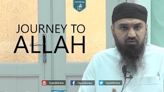 Journey to Allah - Murtaza Khan