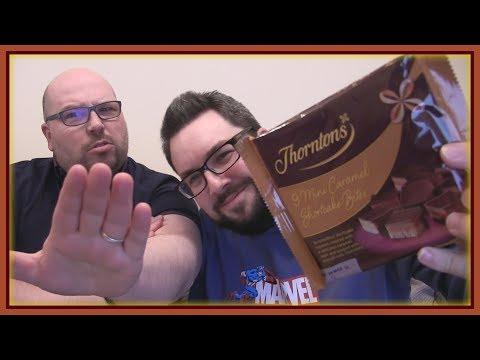 Thorntons Mini Caramel Shortcake Bites Review