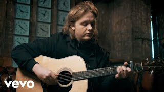Lewis Capaldi  Someone You Loved Live  Acoustic Roomladbible