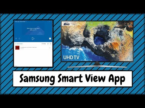 How to Stream Videos To Your TV Using the Samsung Smart View App