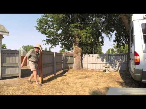 RV Gate Swinger