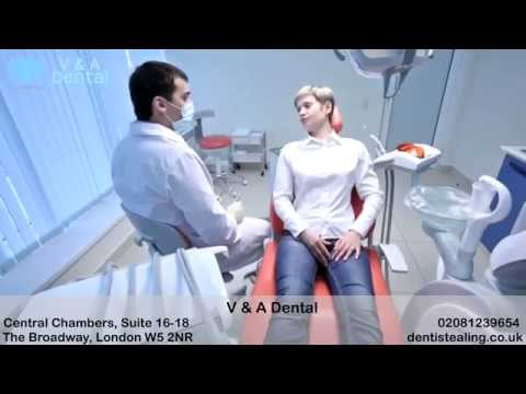 Best dentist Ealing broadway - V & A Dental specialists