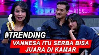 Lihat Vanessa Angel Makan Pisang, Bibi Nggak Kuad Part 02 - HPS 23/01